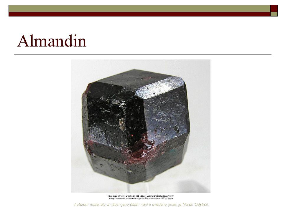 [cit. 2011-09-23]. Dostupný pod licencí Creative Commons na www: